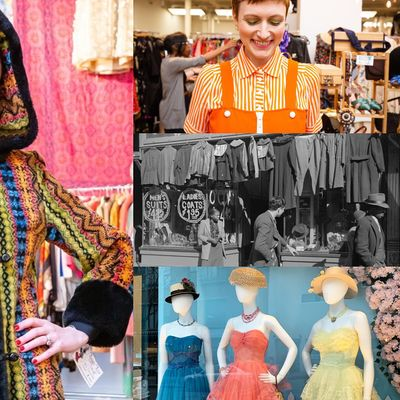 The History of Secondhand Fashion from Trash to Vintage Treasure Webinar