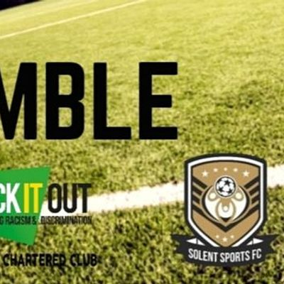 Recreational Football Hamble
