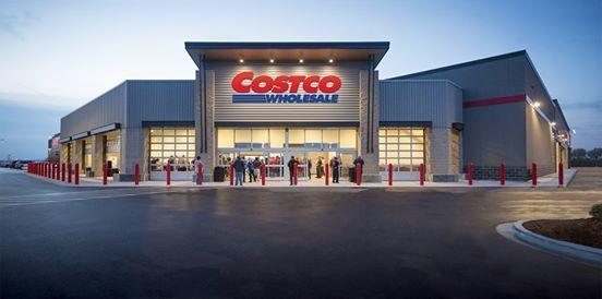 Eagan Costco Opening
