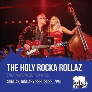 The Holy Rocka Rollaz