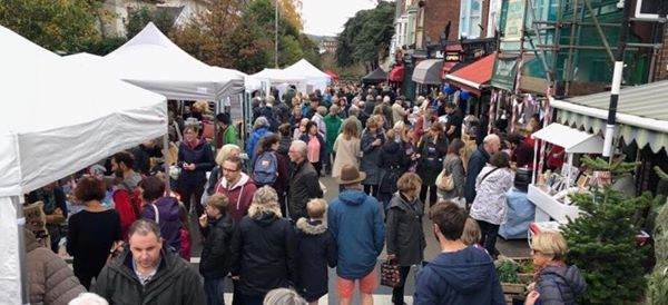 Magdalen Road Christmas Fair