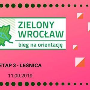Zielony Wrocaw 2019 - etap 3