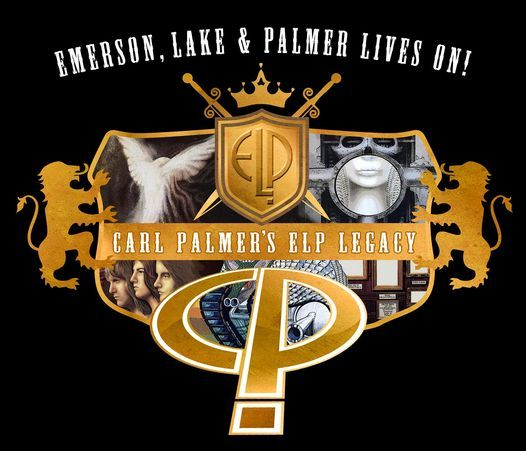 Carl Palmer's ELP Legacy, 1 April | Event in Colchester | AllEvents.in