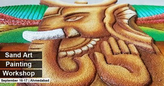 Sand Art Painting Workshop