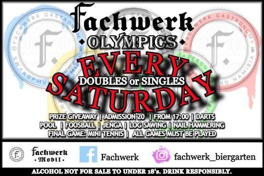 Fachwerk Olympics   Event in Swakopmund   AllEvents.in