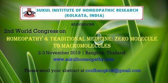 Homeopathy & Traditional Medicine 2019