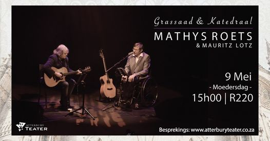 Grassaad & Katedraal - Mathys Roets & Mauritz Lotz | Event in Lynnwood | AllEvents.in