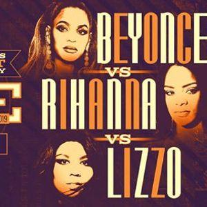 NYE Dance Party - Beyonce vs. Rihanna vs. Lizzo