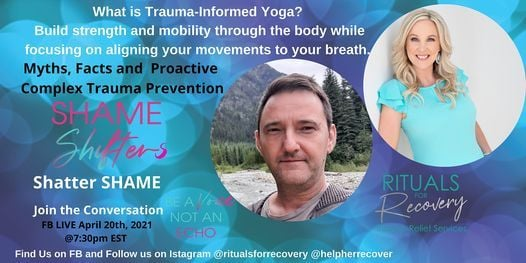 What is Trauma Informed Yoga?, 20 April | Online Event | AllEvents.in