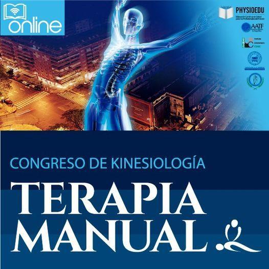 Congreso de kinesiologia Terapia Manual. Online.