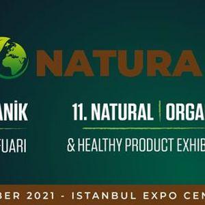 EXPONATURA21 -Doal Organik & Salkl rnler Fuar  Natural Organic & Healthy Products Exhibition