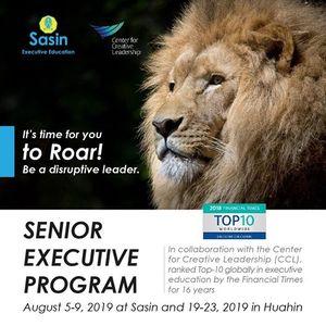 Senior Executive Program 33 (SEP-33)
