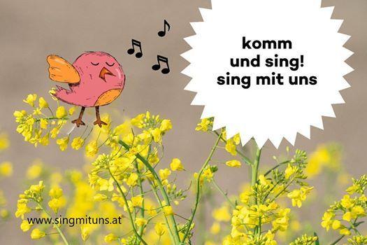 Charity - FreuRaum Singen KOMM UND SING