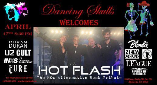 Hot Flash 80's Tribute Band | Event in Alpharetta | AllEvents.in