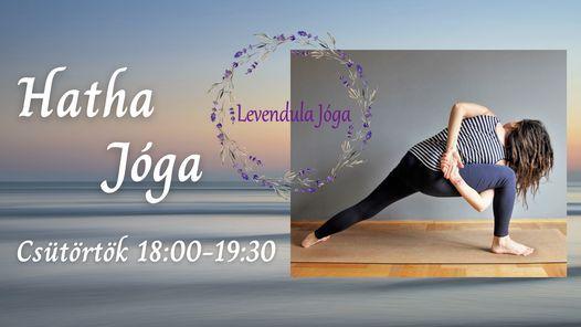 Interaktív Online Jógaóra – Hatha Jóga, 22 April | Event in Szeged | AllEvents.in