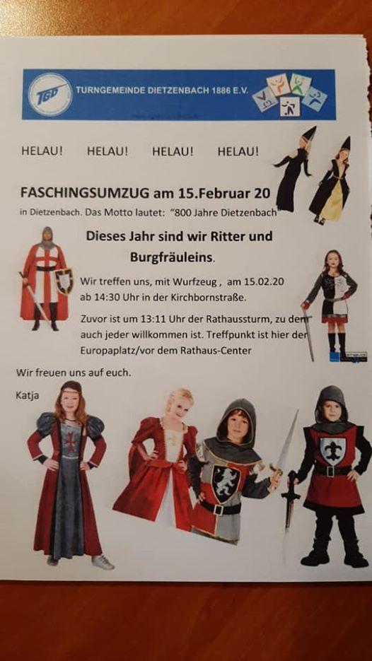 Neu Isenburg Faschingsumzug