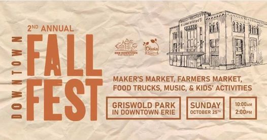 Fall Fest x Sundae, 25 October | Event in Erie | AllEvents.in