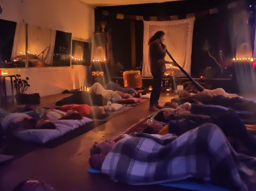 January Didgeridoo and Flute Sound Healing | Event in Gosford | AllEvents.in