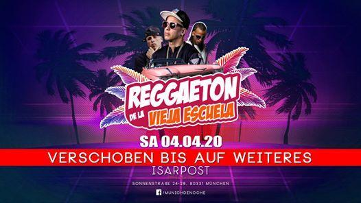 Reggaeton de la vieja escuela - Isarpost Munich