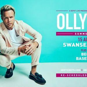 Olly Murs - Swansea