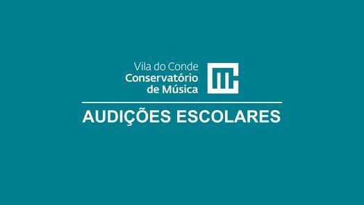 Audição Escolar nº21, 26 April | Event in Vila do Conde | AllEvents.in