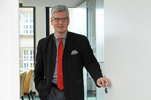 Mnchengladbacher Gesichter mit Rechtsanwalt Christof Wellens