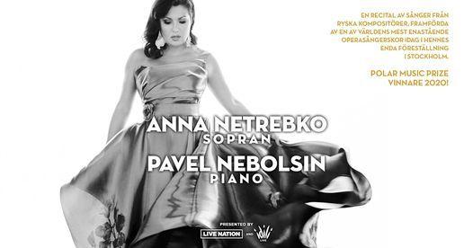 Nytt datum - Anna Netrebko | Konserthuset, Stockholm, 23 May | Event in Stockholm | AllEvents.in