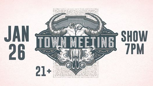 Town Meeting and The Great Magnet