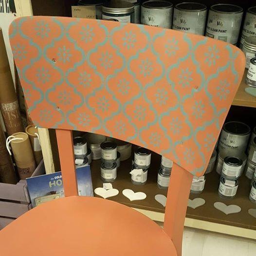 Workshop redizajn nbytku s Annie Sloan farbami