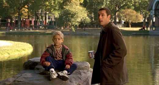 Adam Sandler Movie Series - Big Daddy at The Queen, Winterthur