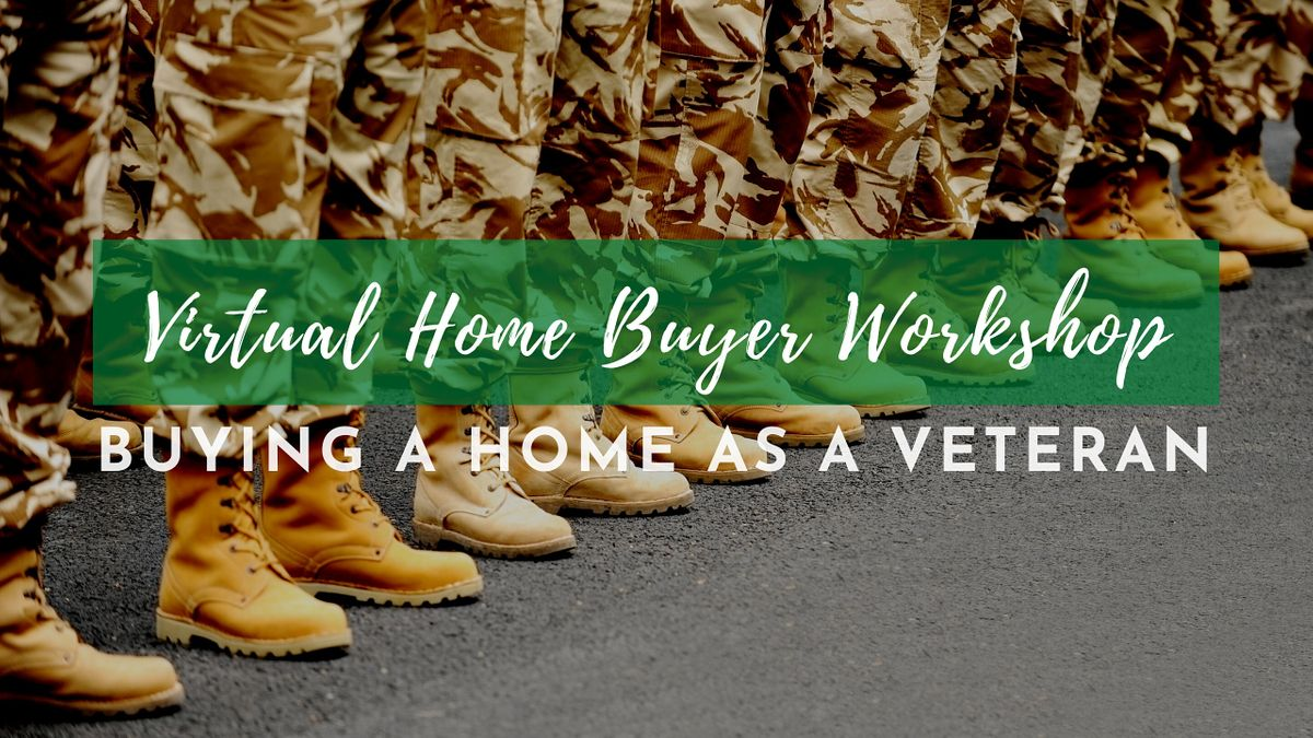 Step to Buying a Home as  Veteran[Fort Belvoir] | Event in Lorton | AllEvents.in
