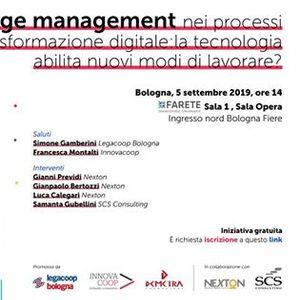 Il change management nei processi di trasformazione digitale