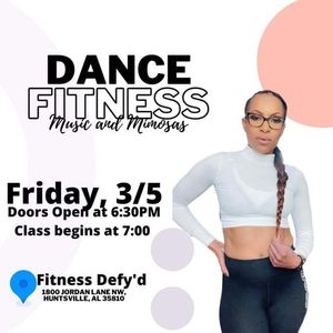 Dance Fitness Friday - Zumba with Bev