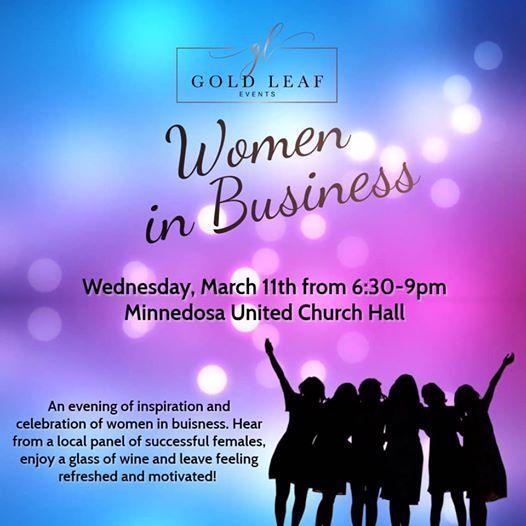 Celebrating Women in Business