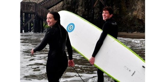 Group Surf Class (2019-12-19 starts at 1100 AM)