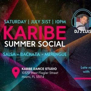 Karibe Summer Social