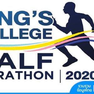 Kings Collage Half Marathon 2020
