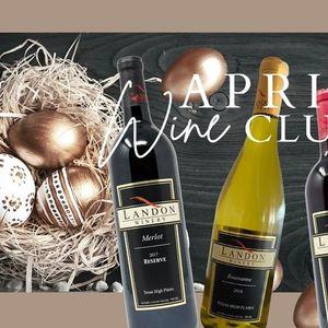 April Wine Club Pickup Party