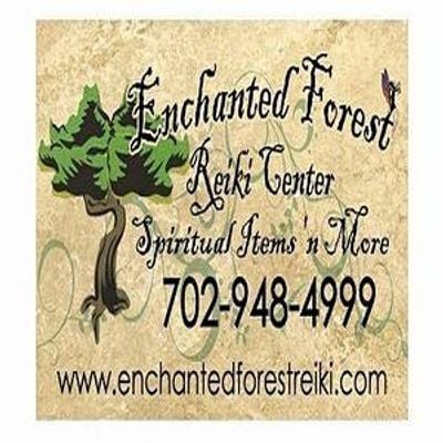 Enchanted Forest Reiki, Spiritual Items n' More