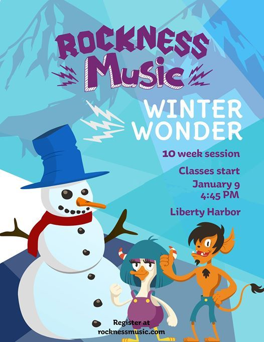 Rockness Music Winter Wonder Sessions