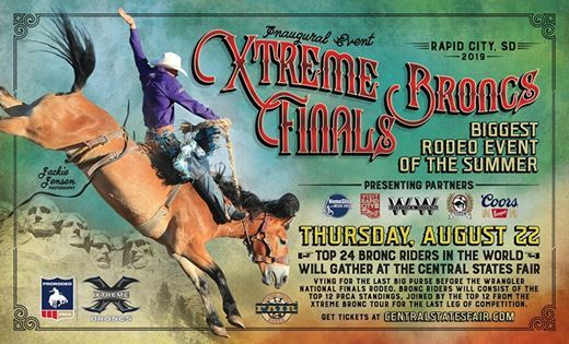 2019 PRCA Xtreme Broncs Finals