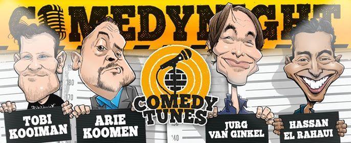 Comedytunes Comedynight  FLUOR