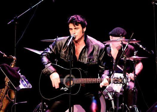 Chris MacDonald's Memories of Elvis in Concert, 6 March | Event in Jupiter | AllEvents.in