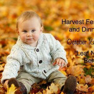 Sacred Selections Harvest Fest and Dinner Adoption Fundraiser