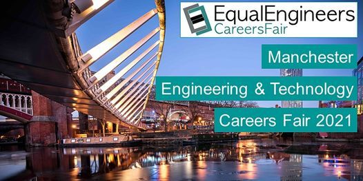 Manchester Engineering & Technology Careers Fair 2021, 15 October | Event in Manchester | AllEvents.in