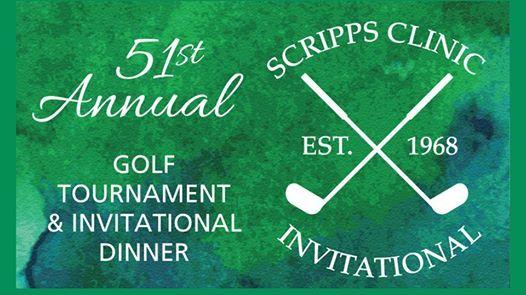 Scripps Clinic 51st Annual Golf Invitational