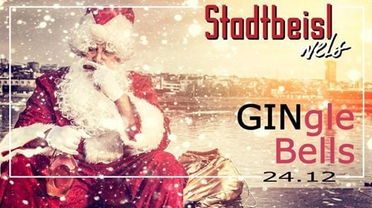 GINgle Bells - vom Christbaum ins Stadtbeisl - ab 22h
