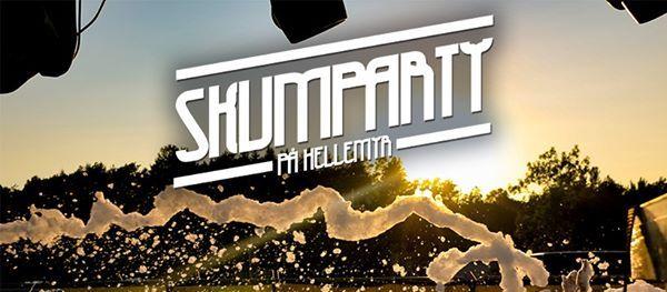 Skumparty p Hellemyr