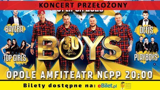 30-lecie zespou BOYS  OPOLE