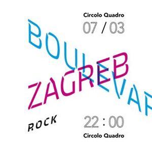 Live Zagreb  (Tu Sarai Complice) Tour w Boulevard